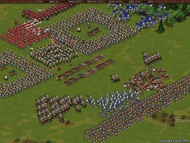 Казаки Последний довод королей, Cossacks The Art of War. . Вот кряк.